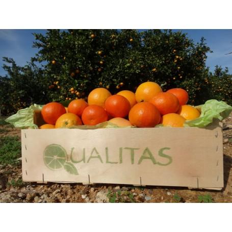 Caja combinada 15 Kgs naranajas y mandarinas